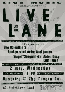 Live off the lane-final