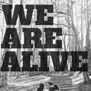 We Are Alive Banner